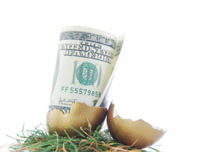 Certificates of deposits are great nest eggs. They take time to mature before they hatch and you can use the funds, but if you're prepared to wait, they'll help your money grow. See more pictures of investing.