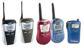 Two-way radios in the Cobra micro TALK™ line