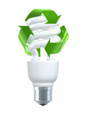 IKEA and Home Depot both provide free disposal and recycling of used CFL bulbs.