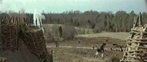 A typical frame from the original shot