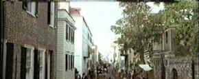 One frame of the original shot