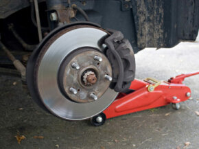 Changing the brake pads on your vehicle isn't as complicated as you may think.