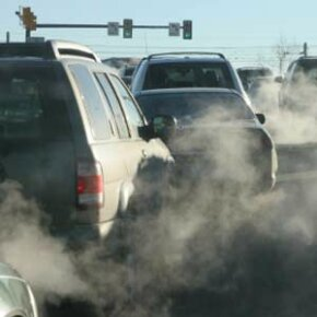 Does this look like your drive home? If so, you may want to swap out your old cabin air filter for a fresh one.