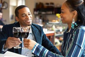 Does the setting make you think a wine is more (or less) expensive than it really is?