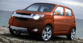 Image Gallery: Concept Cars The Chevrolet Trax Concept is the possible shape of a future Chevy minicar. It uses a 1.0-liter engine. See more pictures of concept cars.