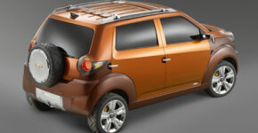 The Chevrolet Trax is aimed at active urban city dwellers.
