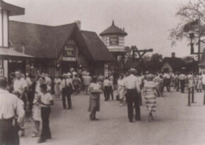 The Chicago Railroad Fair of 1948 and 1949 was a public celebration of the heritage and rebirth of American railroading.