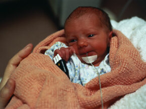 Low birth weight can be an indicator of future heart disease.