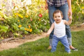 Learning to walk is one of the key milestones of early childhood.