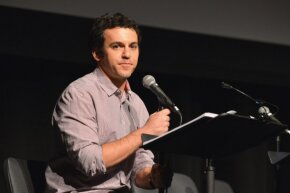 Fred Savage at a Film Independent live read in Los Angeles, Calif. in January 2013.