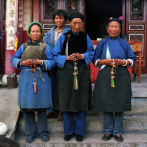 China is one of the oldest civilizations in the world.