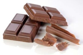 It's a myth that chocolate causes acne.