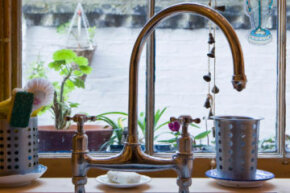 When choosing a new kitchen faucet, there's a lot to consider.