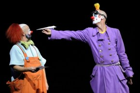 Sure, some people may find clowns creepy, but they've been entertaining circus audiences for centuries.