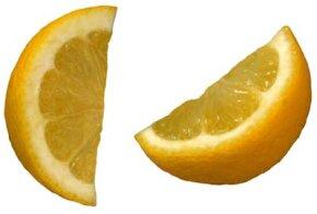 Lemon juice can help remove rust stains on certain fabrics.