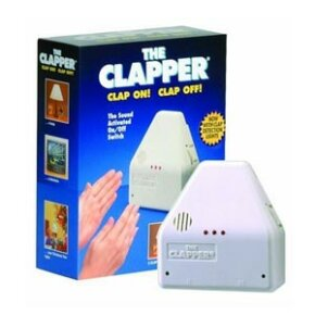 Clap-on! Clap-off!