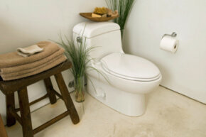 Don't gross out your plumber; he may not come back when you really need him to.