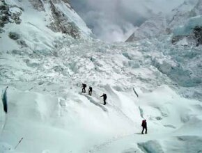 See more pictures of Mount Everest.