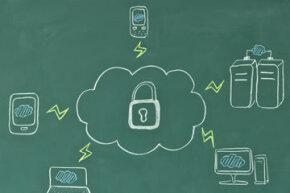 Can you put a padlock around the cloud?