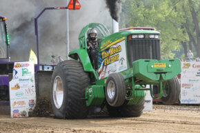The Outlaw Truck and Tractor Pulling Association boast hundreds of members, decades of experience, and a calendar of dozens of events from spring until fall.