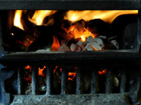 Soaring heating prices got you down? You might want to consider a coal stove. 