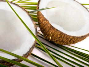 The oil in coconuts can improve the lather in skin cleansers. See more pictures of unusual skin care ingredients.