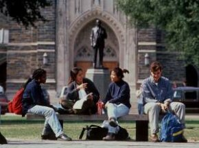 Students admitted to Duke University beat the odds in the school's rigorous and highly competitive admission process. See more investing pictures.