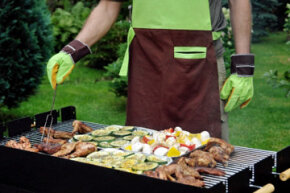 If you think you're the best, then get your gloves and your tools ready. See more pictures of extreme grilling.