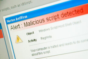 Anti-virus software is vital to keeping your system free of problems.