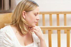 It's common for an expectant mother who's already miscarried to be more anxious with her second pregnancy