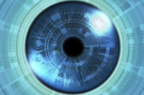 What if your contact lens were a computer?
