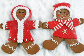 Holiday Noshes Image Gallery Get creative with your cookies! See more pictures of holiday noshes.