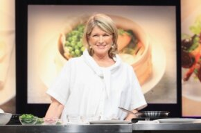 Martha Stewart revolutionized the culinary industry and TV through her shows, but she would've been nothing without the support of her crew.