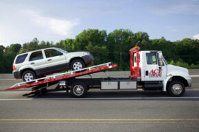 Image Gallery: Car Safety The cost of a roadside assistance program depends on the level of service provided. See more car safety pictures.