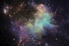 The ekpyrotic theory suggests that our universe was created by multidimensional universes colliding.