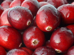 Rich in vitamin C, cranberries may be able to cure what ails you. Apples are also a good source of vitamins. Check out these fruit pictures.