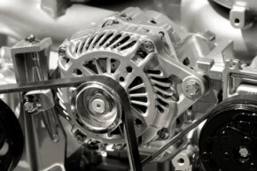 Image Gallery: Car Engines It's tough to tell when your car's crankshaft bearings will wear out. See pictures of car engines.