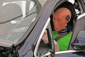How much do crash test dummies really contribute to crash research?