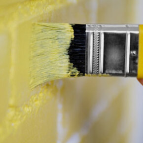 Yellow can be upbeat, but it can also be overpowering.