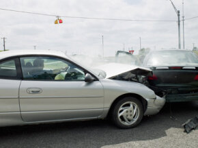 Crumple zones are designed to absorb and redistribute the force of a collision. See more car safety pictures.