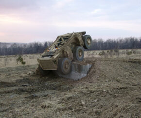 Crusher Unmanned Ground Vehicle