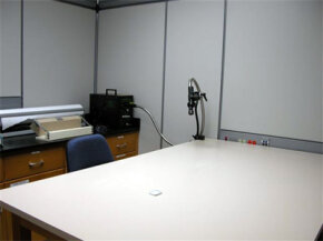 CBI Denver trace-evidence room