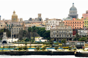 Havana, the capital of Cuba. See more pictures of city skylines.
