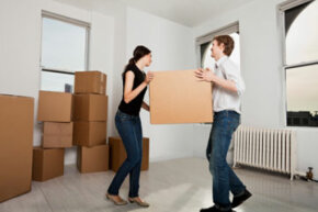 Buying or even renting a new place you pick yourselves is one way to grow closer.