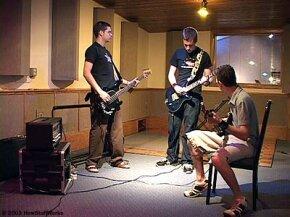.nicofiends. at Osceola Recording Studios
