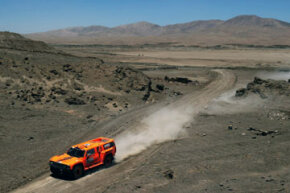 The Dakar is not your grandfather's motor sport rally. But what exactly makes it so difficult? See more truck pictures.