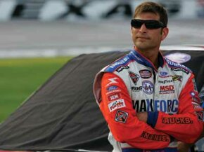 David Starr for NASCAR Craftsman Truck Series Sam's Town 400 at Texas Motor Speedway in Fort Worth, TX, June 2007.