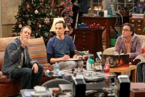 Sheldon revisits some Christmas memories during a game of Dungeons & Dragons on The Big Bang Theory.