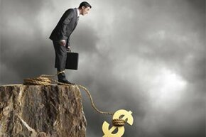 When you feel that you're standing at the edge of the financial cliff, bankruptcy can be a good lifeline.