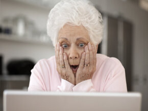 Does reading about aging and dementia frighten you? See more pictures of emotions.